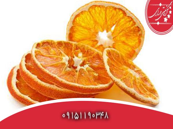 خرید نارنگی خشک شده