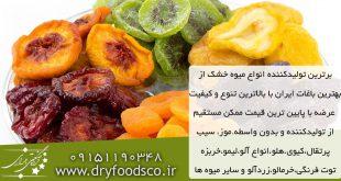 قیمت میوه خشک مخلوط