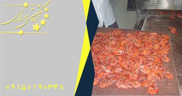 خشک کن غذاهای دریایی