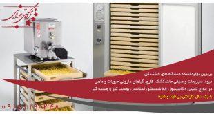 دستگاه میوه خشک کن با قیمت